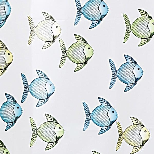 Zasłona prysznicowa Fishy