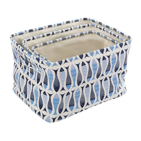 Zestaw 3 koszyków Premier Housewares Pisces