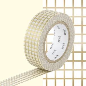 Taśma dekoracyjna washi MT Masking Tape Landry, dł.10m