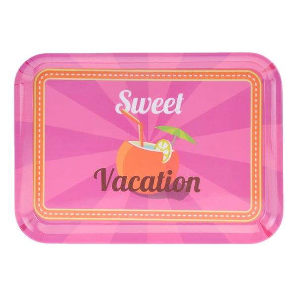 Zestaw naczyń turystycznych Sweet Vacation, 3 szt.