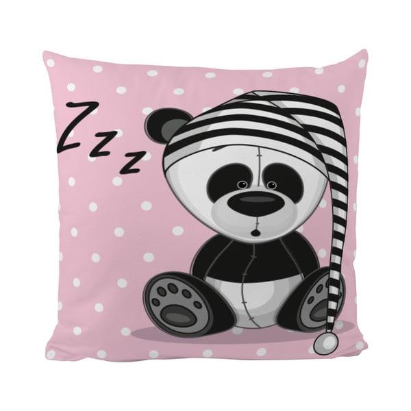 Poduszka   Sleepy Panda, 50x50 cm