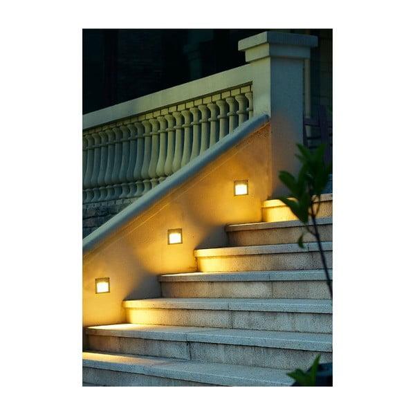 Ogrodowy kinkiet LED Elisa