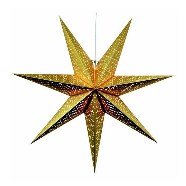 Gwiazda świecąca Dot Gold, 100 cm