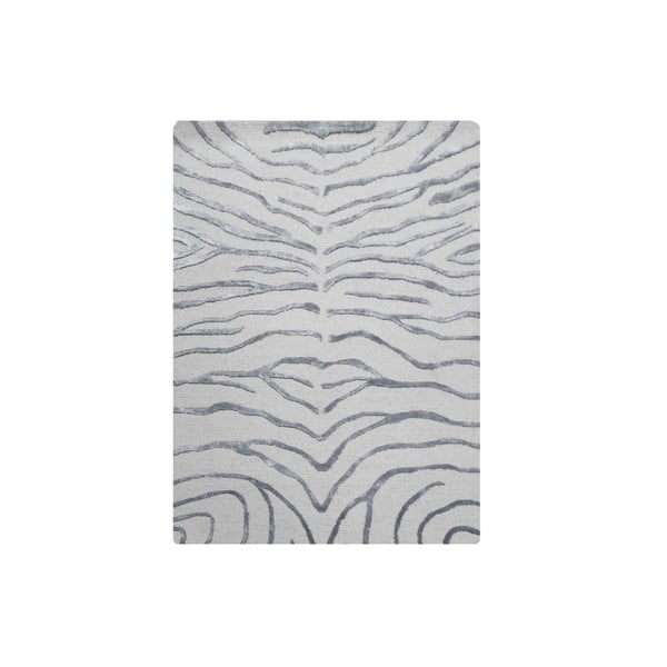 Dywan Zebra Silver, 122x183 cm