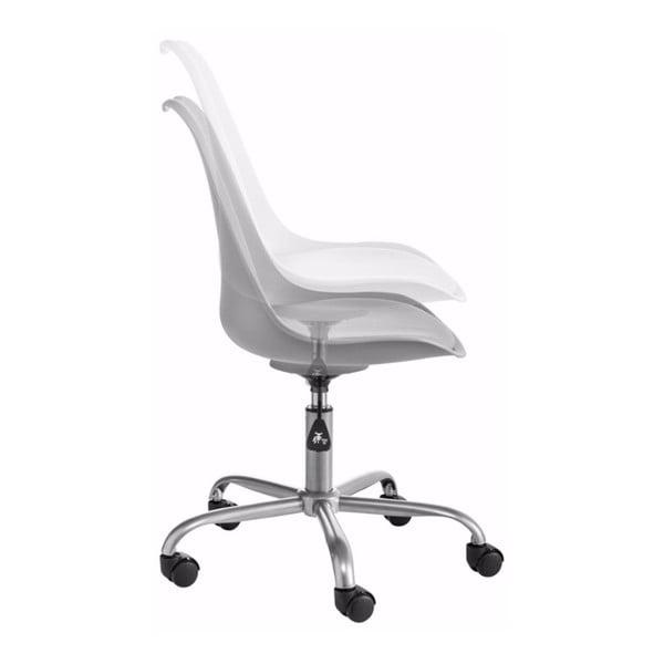 Szary fotel biurowy Støraa Dan