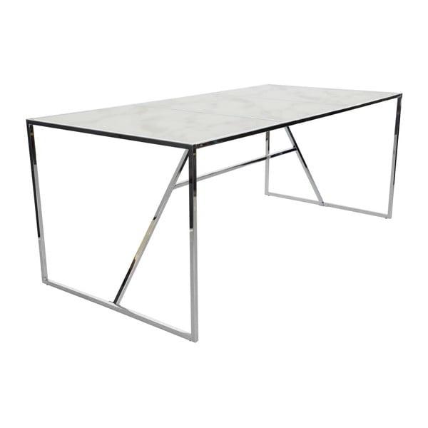 Stół w kolorze marmuru RGE New York