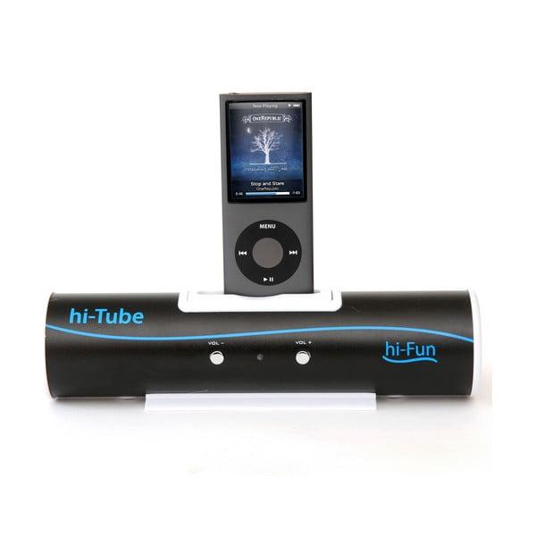 Przenośny głośnik Hi-Tube, czarny