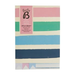 Karteczki samoprzylepne Busy B Stripe Busy Life