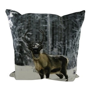 Poduszka Sepia Reindeer Nature 60x60 cm