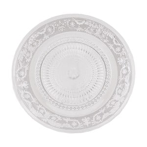 Szklany talerz Clayre Eef, 23 cm