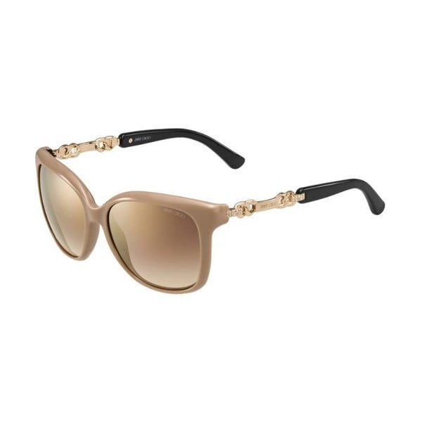 Okulary przeciwsłoneczne Jimmy Choo Bella Nude/Brown
