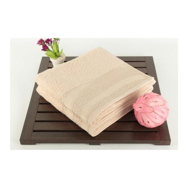 Zestaw 2 ręczników Patricia Balon Brown, 50x90 cm