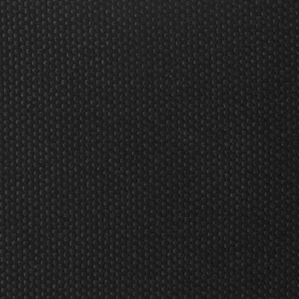 Sofa dwuosobowa Miura Musa, pokrycie czarne, tkanina