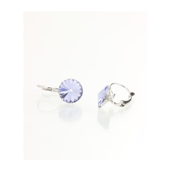 Kolczyki Element Lavender, 12 mm