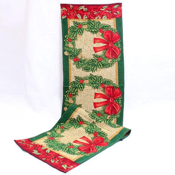 Bieżnik Boże Narodzenie, 140x33 cm