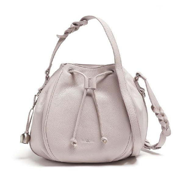Torebka Bell & Fox Bucket Lavender Grey