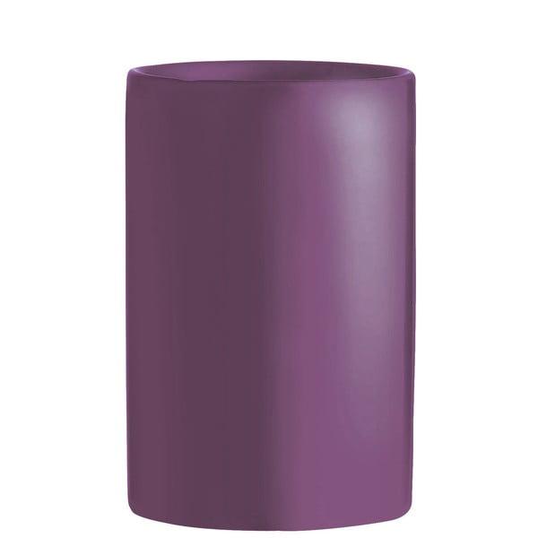 Kubek na szczoteczki Galzone, fioletowy