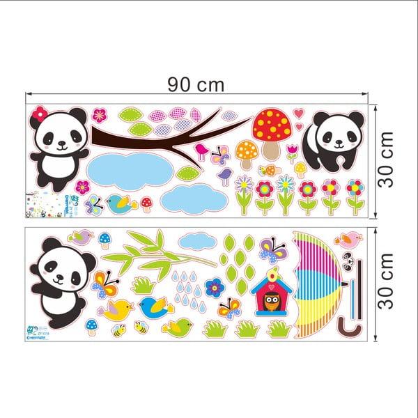 Naklejka Fanastick Babies Pandas