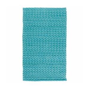 Turkusowy dywanik łazienkowy Aquanova Maks, 60x100cm