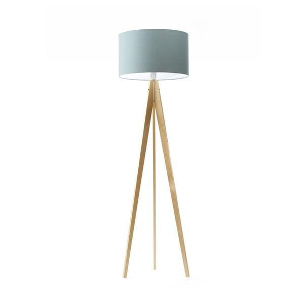 Lampa stojąca Artist Birch/Light Blue