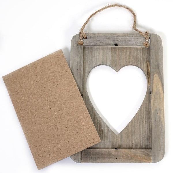 Ramka na zdjęcia Mendler Shabby Heart