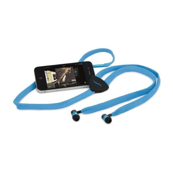 Słuchawki hi-String, niebieskie