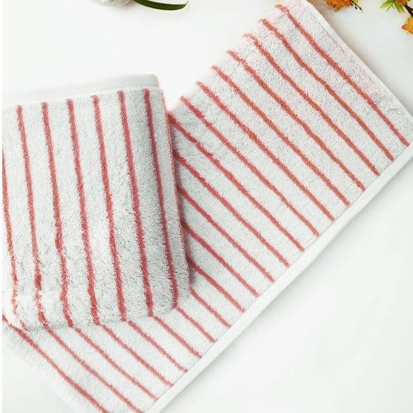 Ręcznik Live Pink, 50x90 cm