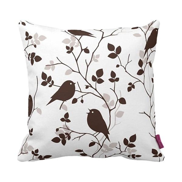 Poduszka Birds, 43x43 cm