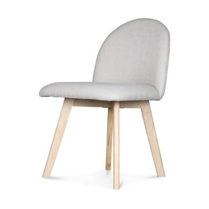Kremowe krzesło Opjet Ivar
