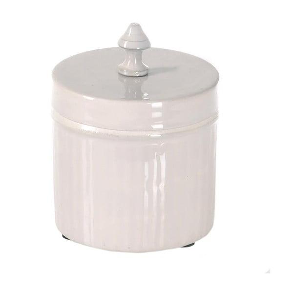 Metalowy pojemnik In Cream