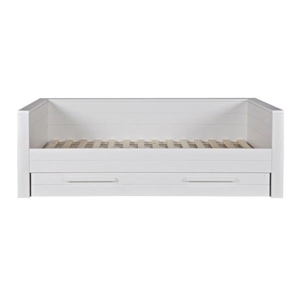 Łóżko/sofa Robin 90x200 cm, białe