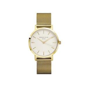 Zegarek damski Rosefield - The Mercer, biały/złoty