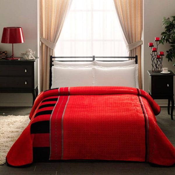 Koc Red Passion, 160x220 cm