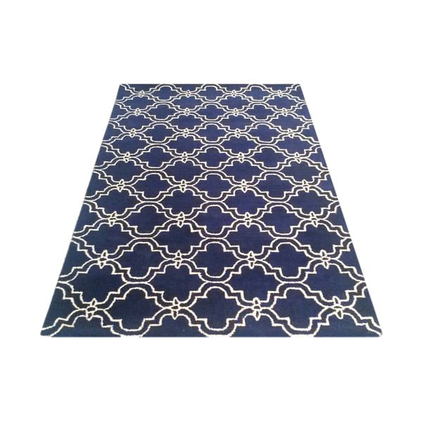Dywan Miami Dark Blue, 153x244 cm