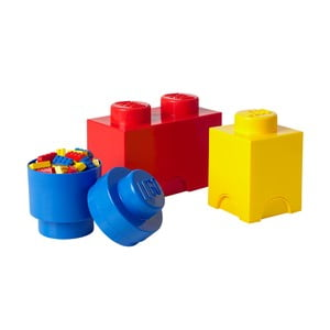 Zestaw 3 pojemników LEGO®