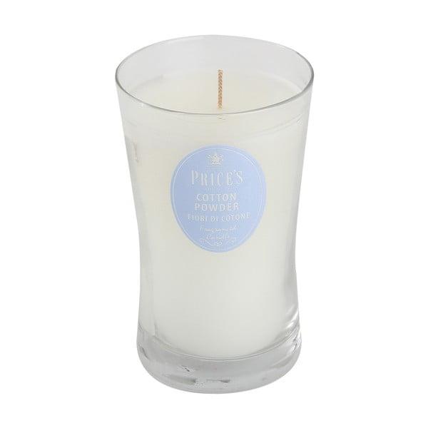 Świeczka zapachowa Prices, bawełna, 70 godz.