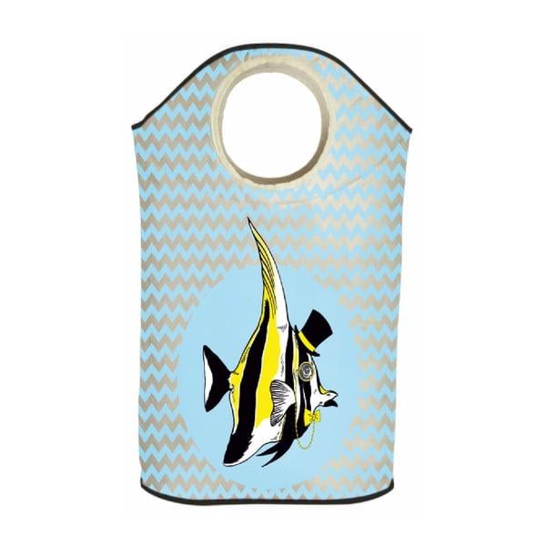 Kosz na bieliznę Yellow Fish