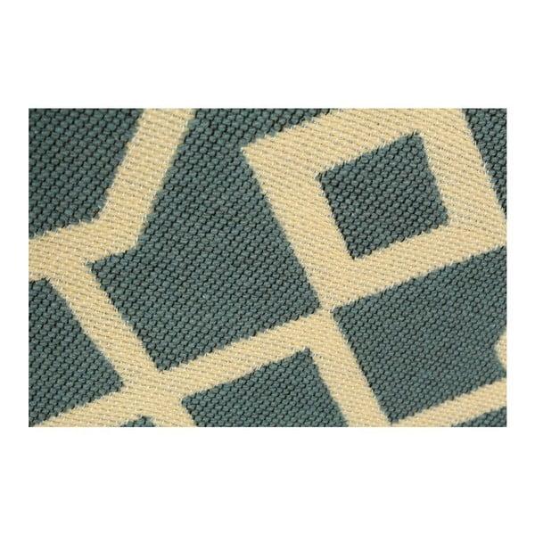 Beżowo-niebieski dywan Ya Rugs Kenar, 120x180cm