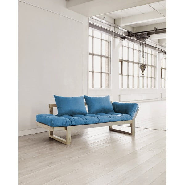 Sofa Karup Edge Natural/Horizon Blue