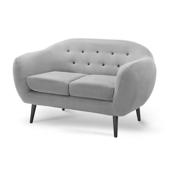 Sofa dwuosobowa Constellation Grey/Anthracite/Anthracite