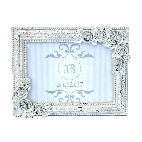 Ramka na zdjęcia Bolzonella Blanco Rose, 18x23 cm