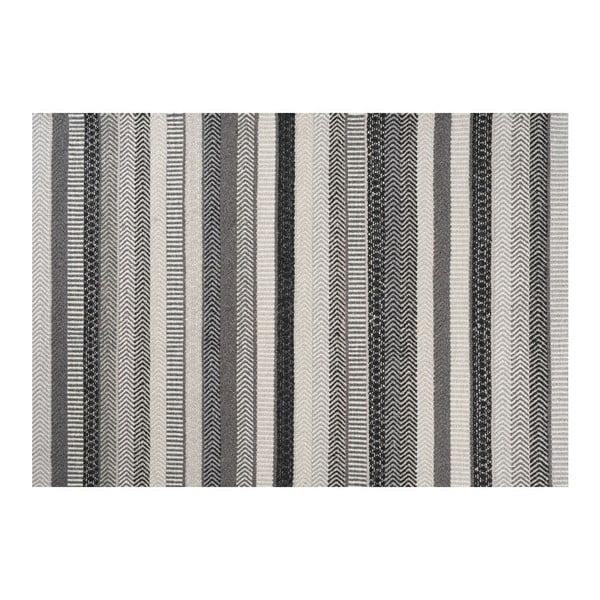 Wełniany dywan Mariko Grey, 200x300 cm