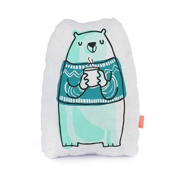 Poduszka Bear, 40x30 cm