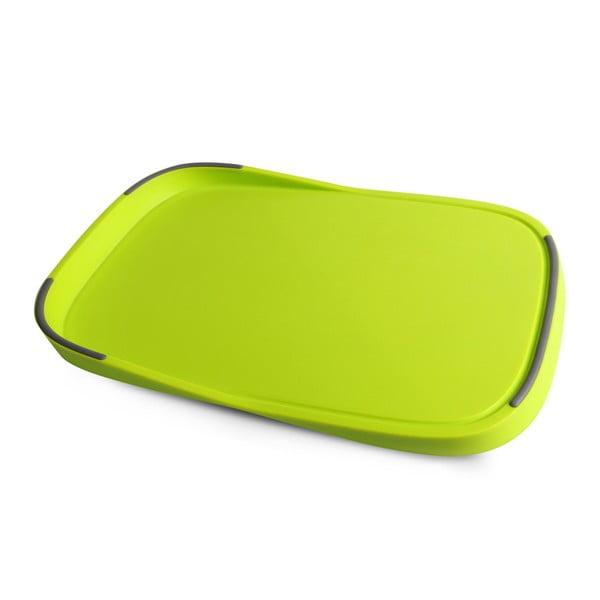 Zielona deska do krojenia Vialli Design Livio
