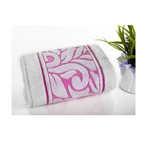 Ręcznik Ahsen Pink, 50x90 cm