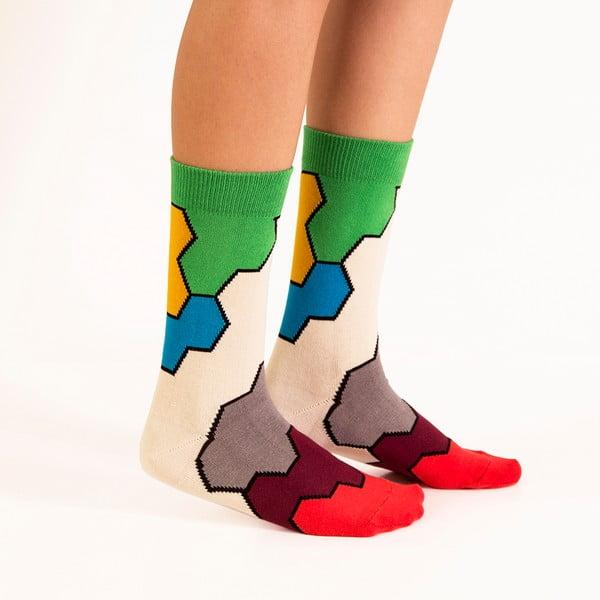 Skarpetki Ballonet Socks Molecule, rozmiar 41-46