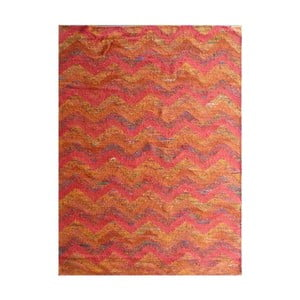 Wełniany dywan Kilim Silk, 155x240 cm