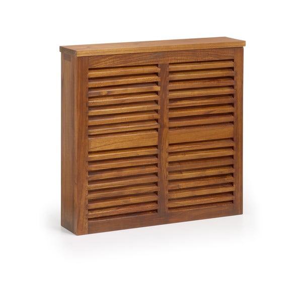 Drewniana   osłona na grzejnik Star, 80x75 cm
