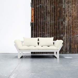 Sofa Karup Edge White/Natural