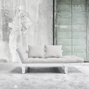 Sofa rozkładana Karup Beat White/Vision
